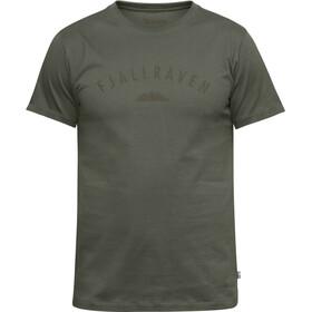 Fjällräven Trekking Equipment - T-shirt manches courtes Homme - gris